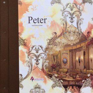 آلبوم کاغذ دیواری پیتر