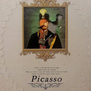 آلبوم کاغذ دیواری پیکاسو